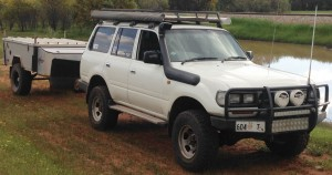 Toodyay Touring Vehicle fitting with P3's an exceptional capable choice for highway, trail and beach. Goes anywhere.